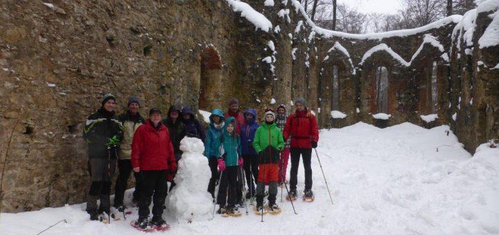 2019 13 01 Schneeschuhwanderung Auernheim (16)